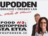 4youpodden #2: Örebrotoppens första 1:a