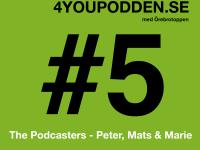 4YOUPODDEN #5 – med Örebrotoppen