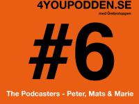 4YOUPODDEN #6 – med Örebrotoppen