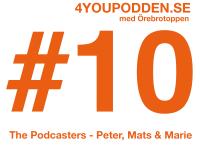 4YOUPODDEN #10 – med Örebrotoppen
