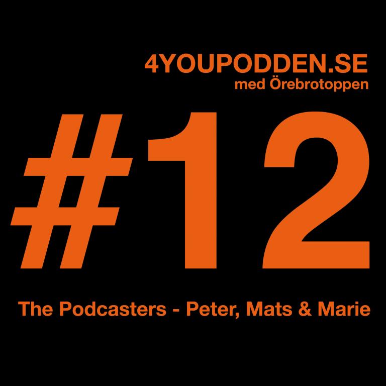 4YOUPODDEN #12 med Örebrotoppen