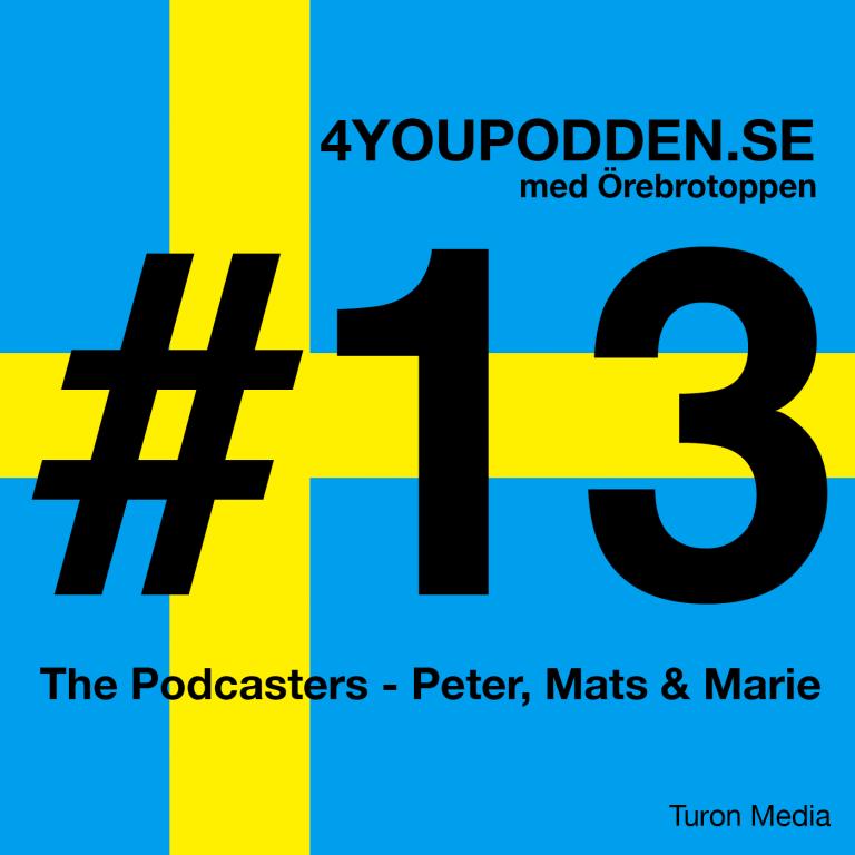 4YOUPODDEN #13 – Sommarpodden med Örebrotoppen