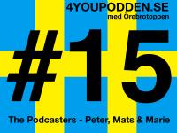 4YOUPODDEN #15 – Valpodden