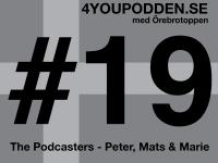 4YOUPODDEN #19 – Sportlovspodden